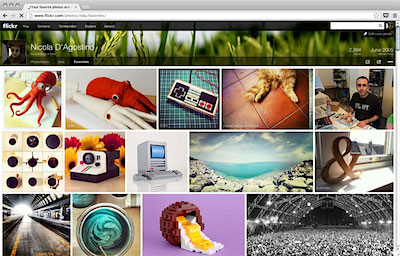 Nuovo Flickr - Favorites